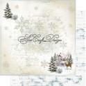 Carta Scrap Natale & Inverno 200 gsm
