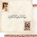 Carta Scrap Natale 200 gsm