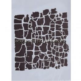 Stencil A4 21x29 cm