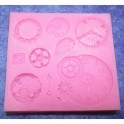 Stampo in silicone